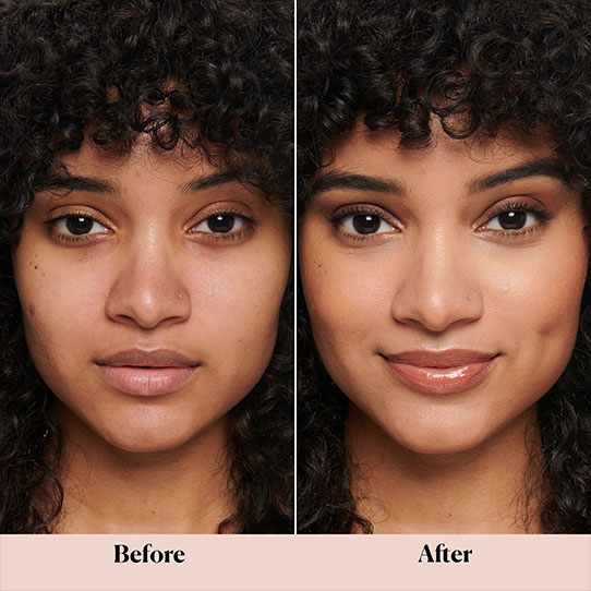 Secret Camouflage Concealer Duo Before/After 2