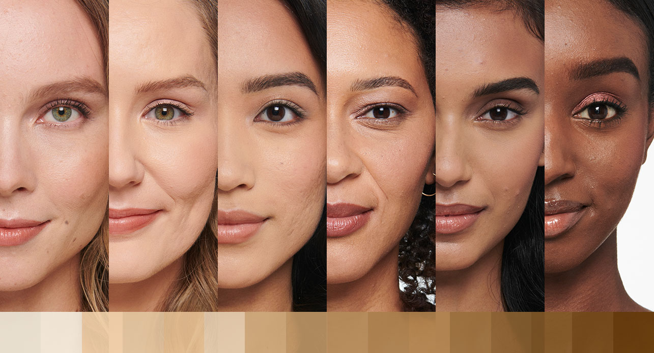 Find Your Shade Models