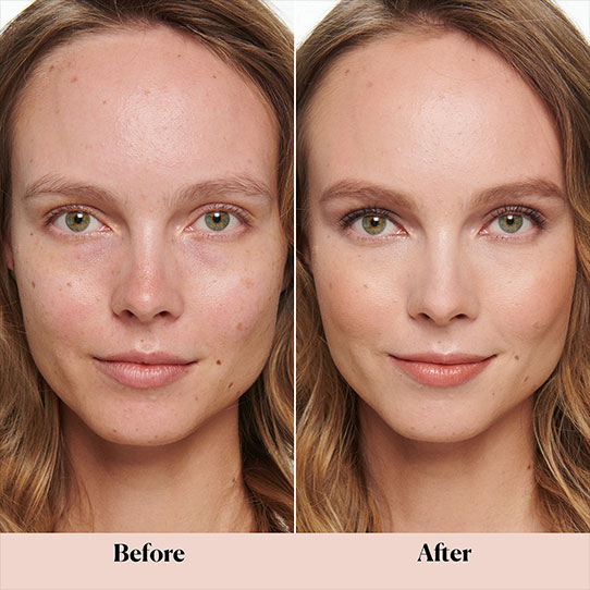 Secret Camouflage Concealer Duo Before/After 3