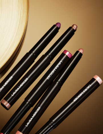 Various Shades of Caviar Stick Eye Color - Shimmer