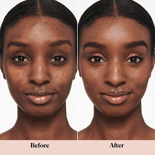 Secret Camouflage Concealer Duo Before/After 1